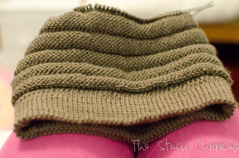 kntting hat 005