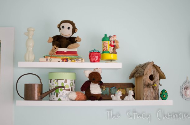 Nursery Shelf 001