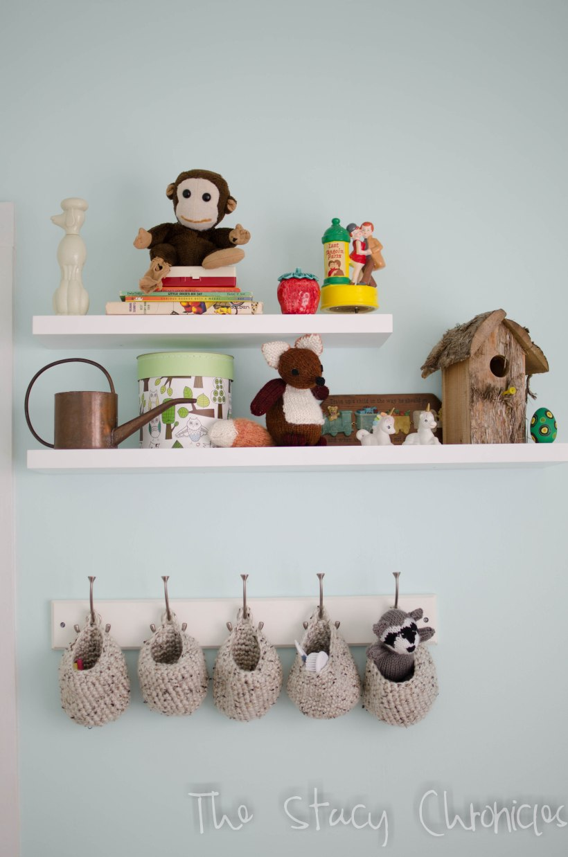 Nursery Shelf 002