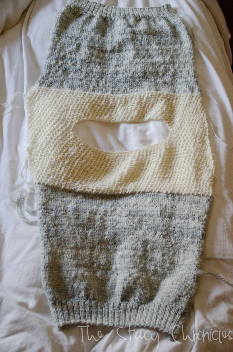 Spring Sweater 002
