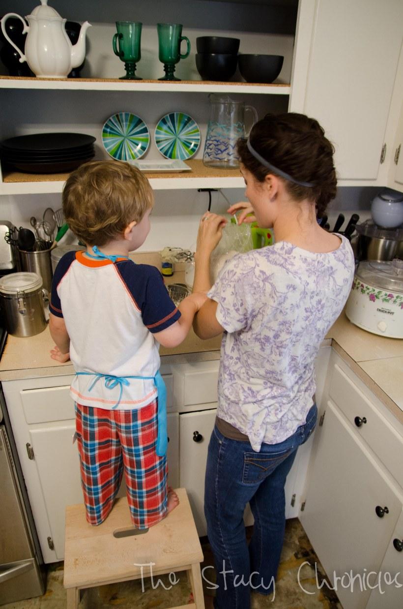 Baking Cookies 005