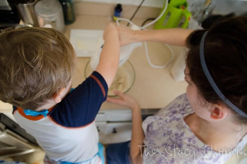 Baking Cookies 010