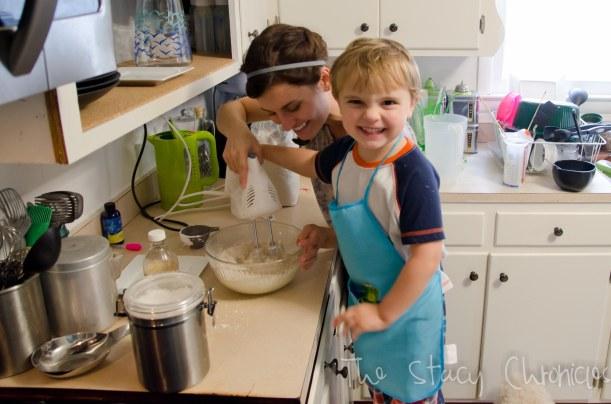 Baking Cookies 016