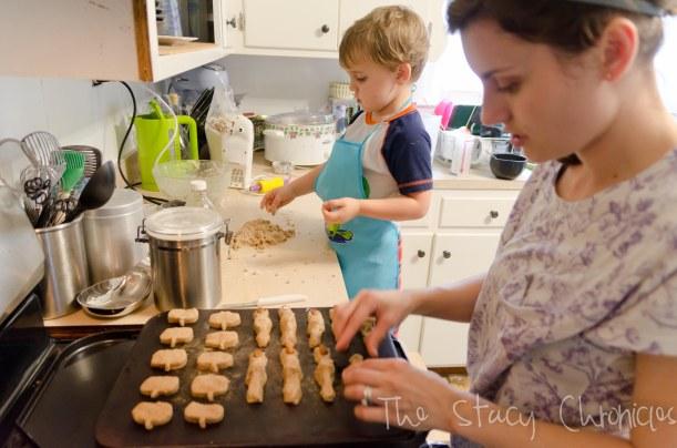 Baking Cookies 035