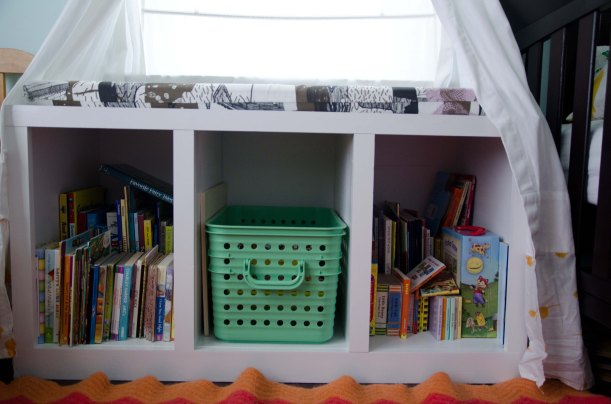 Bookshelf 005