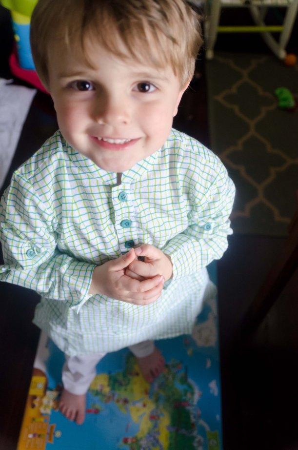 Elijah's 4th Birthday 019